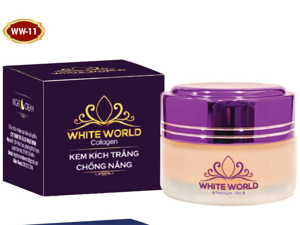 White world Collagen
